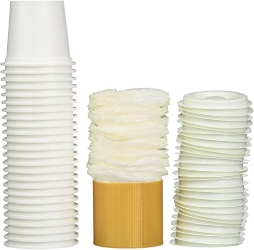 My-Pack - Fillable Packs for Keurig® K-Cup® Brewers (50 Cups, Lids, and Filters)