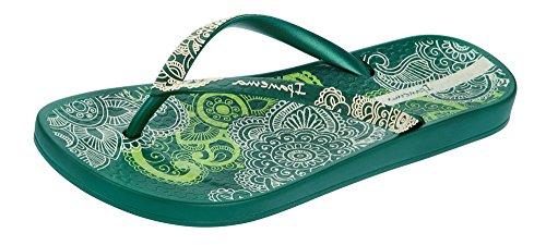 Tongs Green Femme Anat Lovely Ipanema UqfOE7wn