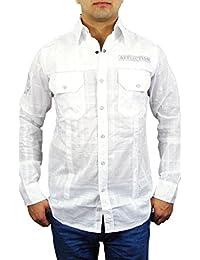 Affliction Men's Rise Again L/S Woven Shirt