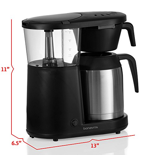 Bonavita-BV1901PS-8-Cup-Carafe-Coffee-Brewer