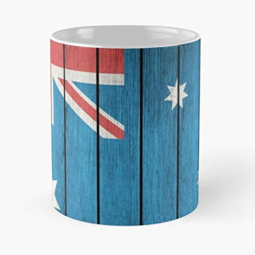 Australia Sydney Melbourne Grunge C Best Noble 11oz Gift Coffee Mug
