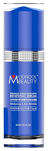 Moonool Beauty Premium Intensive Renewing Serum, Aqua