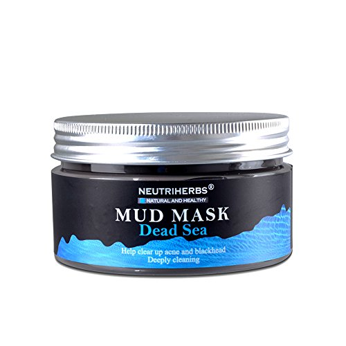 NEUTRIHERBS 8 8oz Mud Mask Blackheads product image