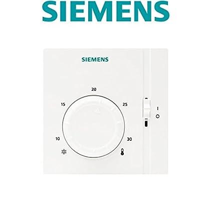 Siemens – Termostato analógico RAA31