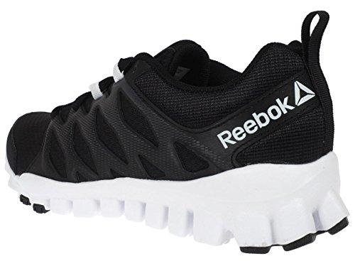 4 L Chaussures Noir Black Reaflex Running 0 Reebok pw5xqaR7n