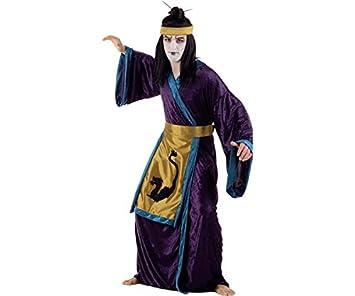 Limit Sport - Disfraz Samurai Dragon T.L: Amazon.es: Juguetes y juegos