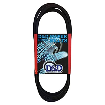 D&D PowerDrive A74 NAPA Automotive Replacement Belt, 1 Number of Band, Rubber: Industrial & Scientific