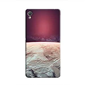 Cover It Up - Red Icecaps Xperia Z3 Hard Case