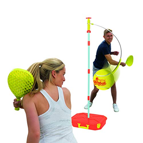 Championship Swingball - All Surface Portable Tether Tennis Set - Ages 4+