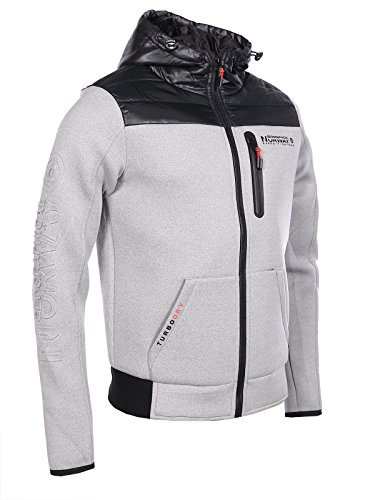 Geographical Norway homme - Manteau gris Geographical Norway Attack - Taille vêtements - M