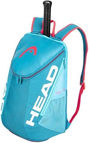 HEAD Tour Team Tennis Backpack (Blue/Pink) (283170-BLPK)