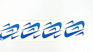 17b9dfeb25 24 Assorted Size Nike Swoosh Vinyl Logo Label Decal Peel   Stick Stickers  for Party Balloons