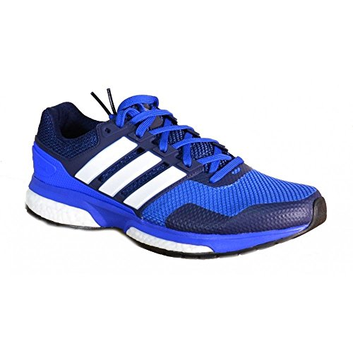 adidas Response 2, Herren Sneakers , mehrfarbig - Blau/Schwarz/Weiß - Größe: 53 1/3