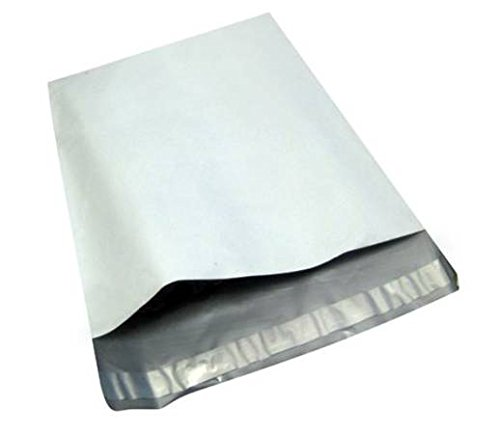 100 10x13 White Poly Mailers Shipping