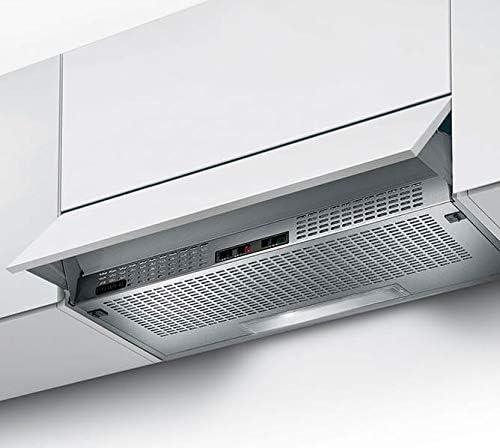 Campana extractora de cocina de 60 cm, color gris claro SRM LG/XA60: Amazon.es: Grandes electrodomésticos