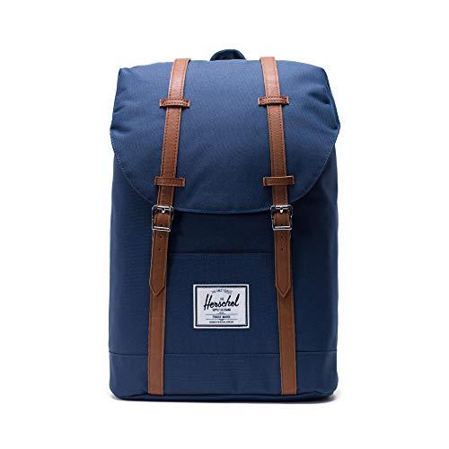 Herschel Retreat Backpack-Navy