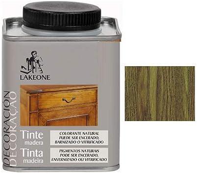 Lakeone 50101/1/4L.05 Tinte para La Madera, Nogal, 250 ml ...