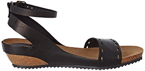 Kickers Tokrom - Zapatos Mujer Noir (Noir)