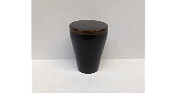 Bronze finish Lamp Finial Machined Metal Lamp Finial **TAPER DESIGN** Antq