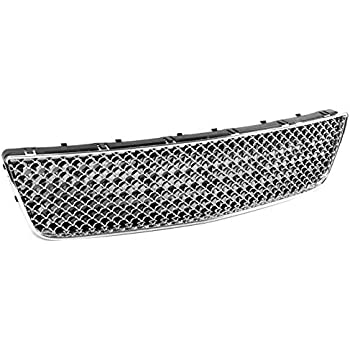 New Front BUMPER GRILLE For Chevrolet Impala DARK GRAY GM1036107 10333712