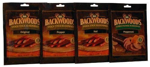LEM Backwoods Snack Stick Variety Pack ()
