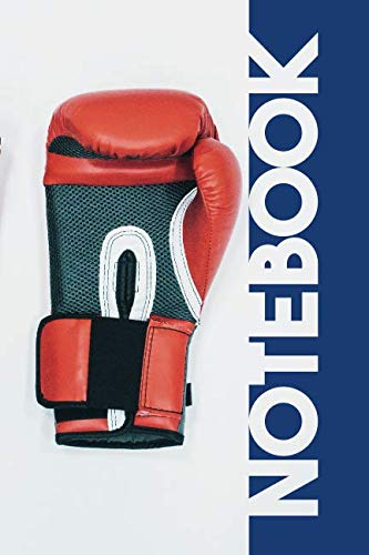 Galleon - Notebook: Kids Boxing Glove Compact Composition