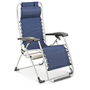 MAC Sports Anti-gravity Chair with Pull Out Tray