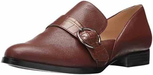 Nine West Women's Hammer Leather Loafer Flat