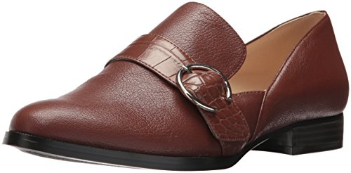Nine West Women's Hammer Leather Loafer Flat -