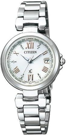 be08f9d8f1 Amazon | [シチズン]CITIZEN 腕時計 xC クロスシー エコ・ドライブ電波時計 ハッピーフライトシリーズ EC1030-50A  レディース | セール | 腕時計 通販