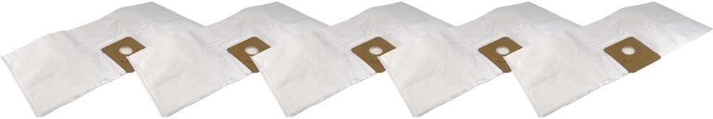 20Bolsas de aspiradora de microfieltro para Wetrok duovac 6 05 bolsas de aspiradora