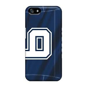 New Premium CKN4637IzTO Case Cover For Iphone 5/5s/ Dallas Cowboys Protective Case Cover