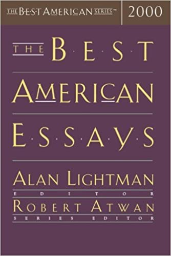 com the best american essays the best american  com the best american essays 2000 the best american series 0046442035804 robert atwan alan lightman books