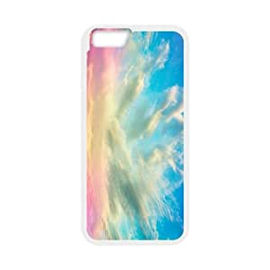 iPhone 6 4.7 Inch Cell Phone Case White Sky Nknar
