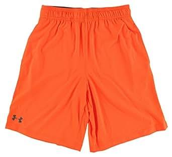 Under Armour Orange/Grey Sport Short For Men