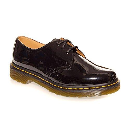 Dr Martens 1461 Patent Shoes (Black) TVn5FJa