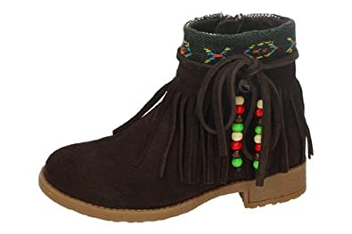 BEPPI Girls' Boots Size: UK 1.5: Amazon.co.uk: Shoes & Bags