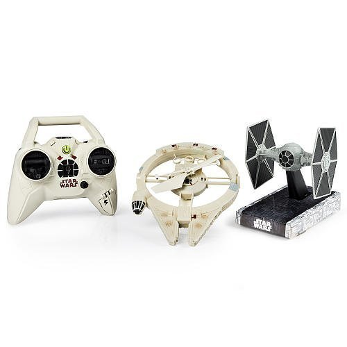 Star Wars: Episode VII The Force Awakens Remote Control Millennium Falcon Battle by Air Hogs