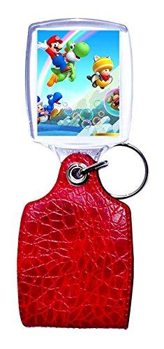 Llavero Rojo Super Mario Bros 4: Amazon.es: Hogar