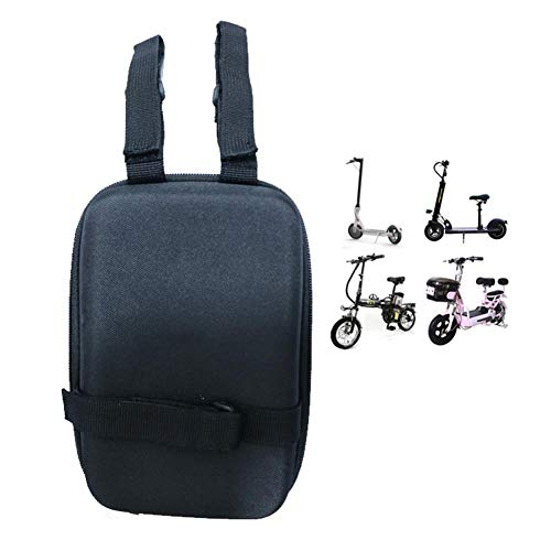 Dacyflower,Electric Scooter Bicycle Front Bag, Mini Mountain Front Bag Single Front Bag Faucet Bag for xiaomi m365