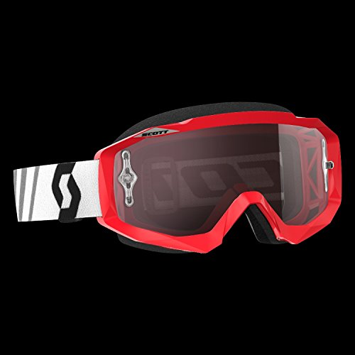 Scott 2016 Hustle MX Goggles - Chrome ()