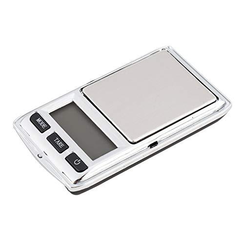 Newgrees Escala Mini Pocket Digital 200g 0,01 Precisiã³n para la Cocina de Joyerãa g/CT/oz/TL