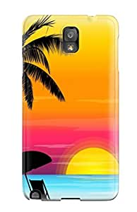 Kevin Charlie Albright's Shop Top Quality Case Cover For Galaxy Note 3 Case With Nice Vector Art Appearance 7915527K82653391