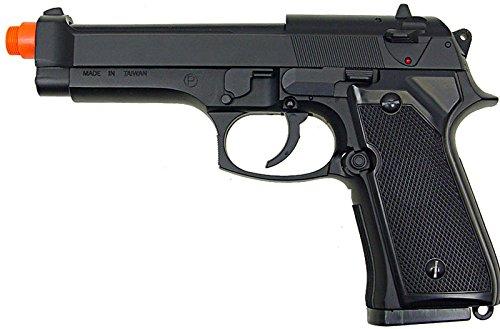 hfc model-118b m9 heavy weight spring pistol / black(Airsoft Gun)