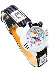 Lovely Fashion Hello Kitty watches Girls Ladies Wrist Watch WP@DGW151647B