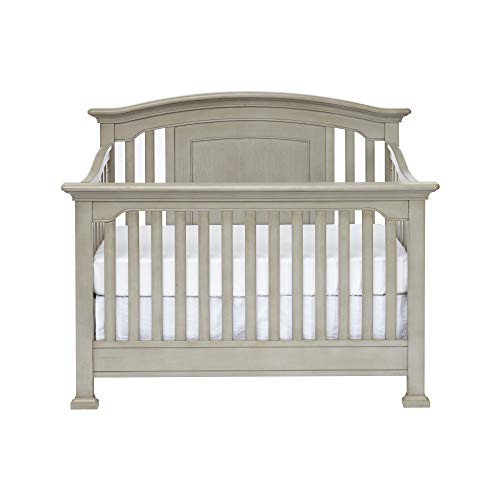 Centennial Medford 4 in 1 Convertible Crib Vintage Grey
