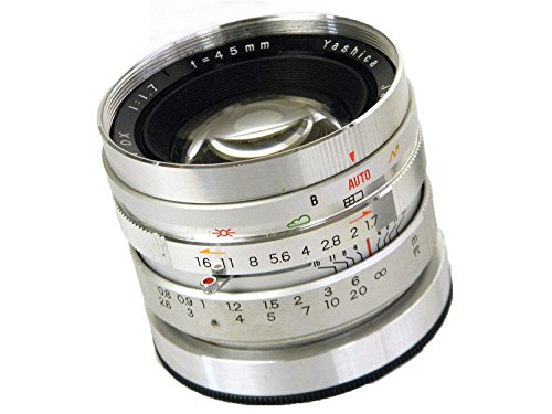 COLOR-YASHINON-DX 45mm f1 7 SONY α Eマウント改造