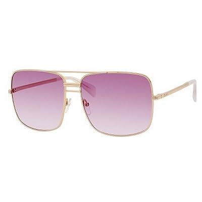Céline Sunglasses - 41808/S / Frame: Gold Lens: Pink Gradient