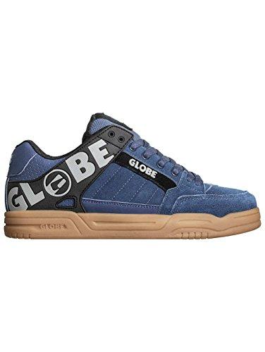 Globe Tilt, Men's Skateboarding Shoes Blue (Light Navy/Gum 12106)