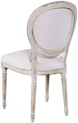 Petro Design Stuhl, Polyurethan, Beige